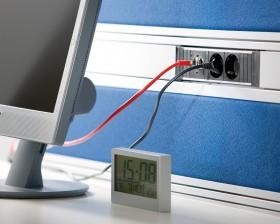 Sistem de management al cablurilor - STEP - Solutii pentru mobilier birou, sali de conferinta si hoteluri - Facility - BACHMANN