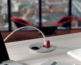 Multipriza - TWIST OFFICE - Solutii pentru mobilier birou, sali de conferinta si hoteluri - Facility - BACHMANN