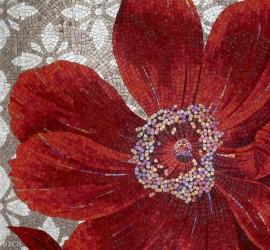 Mozaic din sticla - VETRO Red - Mozaic din sticla VETRO