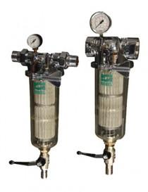 Filtre autocuratitoare FTA 090 cu cartus INOX - Filtre de apa pentru uz industrial
