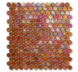 Mozaic din sticla NEOGLASS 203 Barrels - Mozaic din sticla NEOGLASS