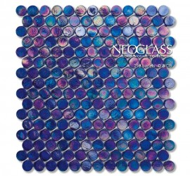 Mozaic din sticla NEOGLASS 219 Barrels - Mozaic din sticla NEOGLASS