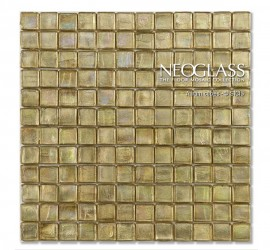 Mozaic din sticla NEOGLASS Aurum Cubes - Mozaic din sticla NEOGLASS