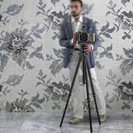 Mozaic din marmura - SICISTONE White & Grey - Mozaic din marmura - SICISTONE