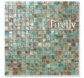 Mozaic din sticla FIREFLY Antille - Mozaic din sticla FIREFLY