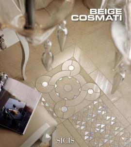 Mozaic din marmura COSMATI Beige - Mozaic din marmura - COSMATI