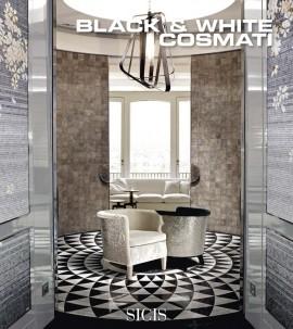 Mozaic din marmura COSMATI Black & White - Mozaic din marmura - COSMATI
