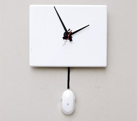 Foto www.inspirefirst.com - Ceasuri creative, o parte dintre acestea usor de facut de catre fiecare