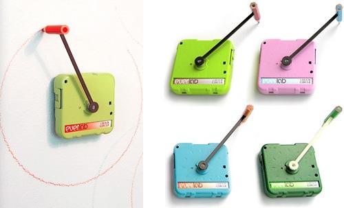 Foto www.pcmag.com - Ceasuri creative, o parte dintre acestea usor de facut de catre fiecare