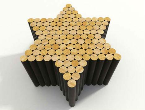 multiple-table-5 - Masa din barne de lemn magnetice