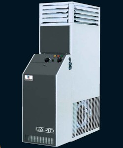 Generator de aer cald cu capacitate mica - TECNOCLIMA BA - Generatoare de aer cald cu capacitate mica - TECNOCLIMA