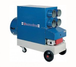 Generator de aer cald cu capacitate mica - TECNOCLIMA MB - Generatoare de aer cald cu capacitate mica - TECNOCLIMA