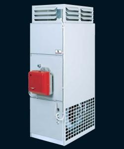 Generator de aer cald cu capacitate mare - TECNOCLIMA TE - Generatoare de aer cald cu capacitate mare - TECNOCLIMA