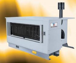 Generator de aer cald cu capacitate mare - TECNOCLIMA UTK - Generatoare de aer cald cu capacitate mare - TECNOCLIMA