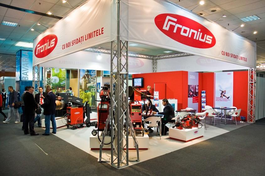 Poza comunicat 2 - Targul Internațional Tehnic 2013 Cluj-Napoca