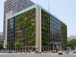 Pasona HQ1 - Cladirea de birouri Pasona HQ din Tokyo