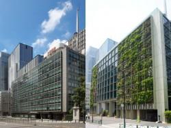 Pasona HQ2 - Cladirea de birouri Pasona HQ din Tokyo