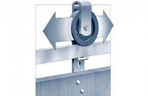 Role din fonta pentru aripile suspendate ale portilor - Role din fonta pentru porti utilizate la aripile suspendate ale portilor