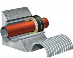 Piese combinate Curaflex 3300T - Sistem de etansare la trecerile prin pereti Curaflex DPS