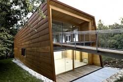 Tvzeb1 - Casa eficienta energetic, ce respecta natura in care a fost construita