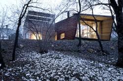 Tvzeb2 - Casa eficienta energetic, ce respecta natura in care a fost construita