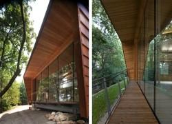 Tvzeb4 - Casa eficienta energetic, ce respecta natura in care a fost construita