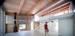 Tvzeb5 - Casa eficienta energetic, ce respecta natura in care a fost construita