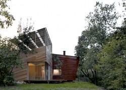 Tvzeb13 - Casa eficienta energetic, ce respecta natura in care a fost construita