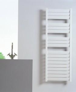 Calorifer de baie port prosop vertical - Sani Louvre - Calorifere pentru baie sau bucatarie din otel