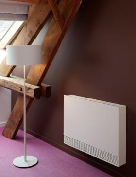 Ventiloconvector de perete-tavan BRIZA - Ventiloconvectoare de perete-tavan