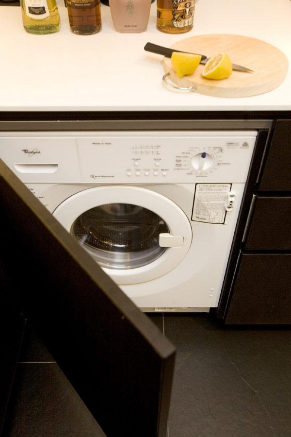 Foto via www laurieflower com - Idei si solutii de integrare in spatiu a unei masini