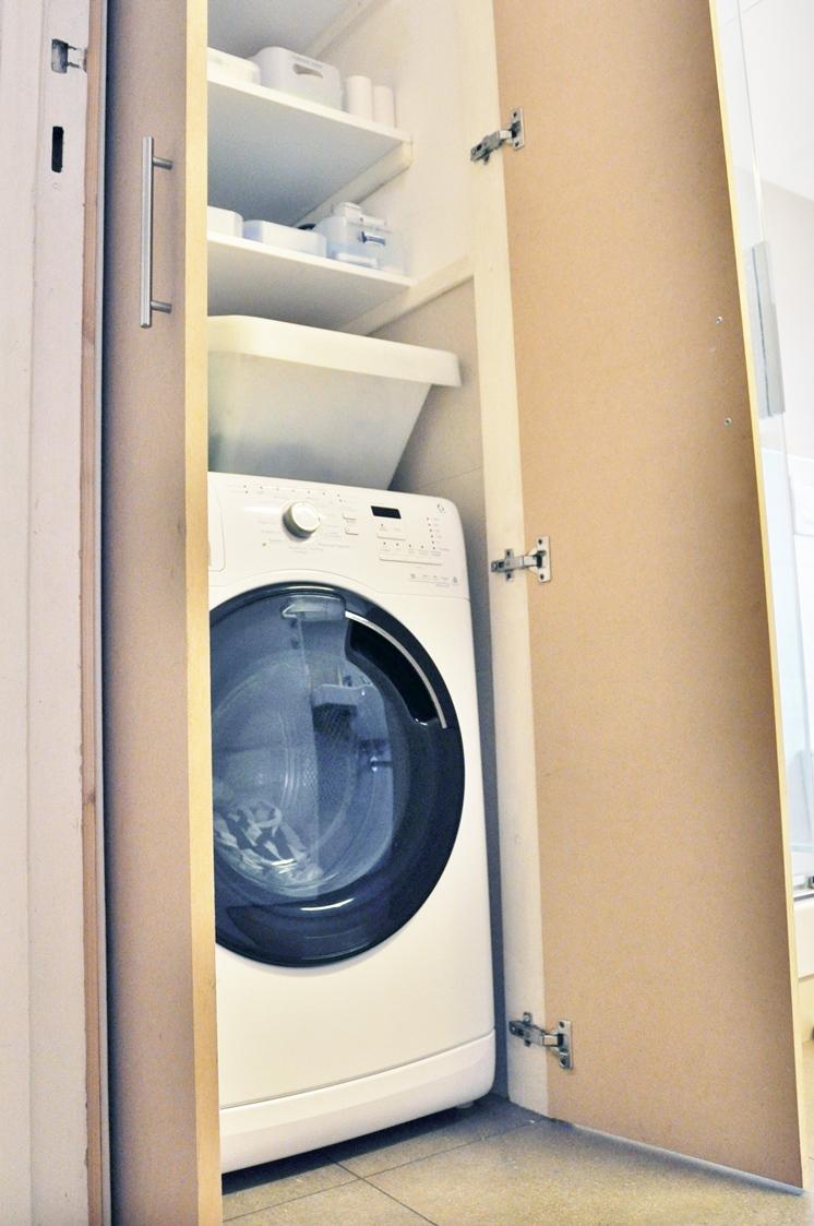 Foto via www apartmentsix net - Idei si solutii de integrare in spatiu a unei masini