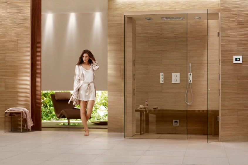 GROHE SPA F-digital Deluxe - Bucuria Pura a Apei in 1.200 metri patrati