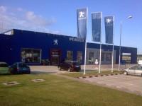 Showroom Peugeot - Showroom Peugeot