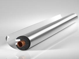 Izolatie elastomer cu protectie din metal Armacheck Silver - Izolatii termice pentru instalatii - ARMACELL