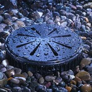 Instalatie Geberit Pluvia - Sistem de colectare a apelor pluviale