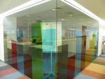 Pereti modulari din sticla, demontabili  - Pereti mobili, demontabili Osmose
