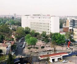 Spitalul Manuel Gea Gonzalez2 - Fatada spitalului Manuel Gea Gonzalez