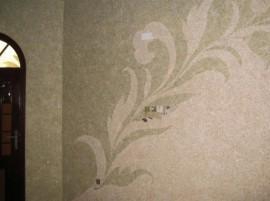 Tencuiala decorativa din bumbac  - Tencuiala decorativa din bumbac