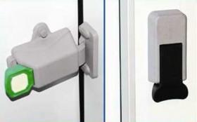 Inchidere de siguranta in interior; inchidere de siguranta in exterior cu sau fara cheie - Dotari camere frigorifice