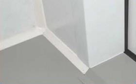 Profil din PVC 45 grade - Dotari camere frigorifice