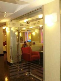 Compartimentare Lounge Hotel Minerva - Sticla securizata 2