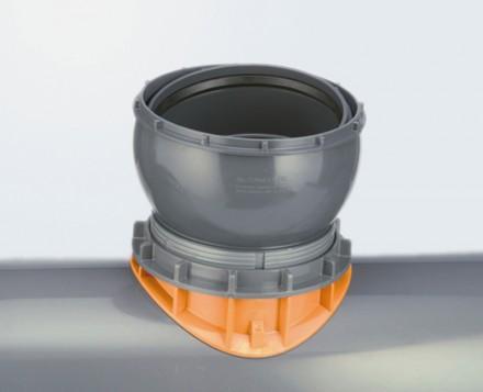 Conector lateral Connex - Conectoare laterale cu mufa ajustabila