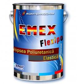 Vopsea poliuretanica elastica EMEX FLEXIPOL - Vopsea poliuretanica elastica EMEX FLEXIPOL
