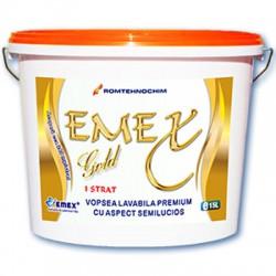 Vopsea lavabila Premium Emex Gold - Vopsea lavabila Premium  Emex Gold