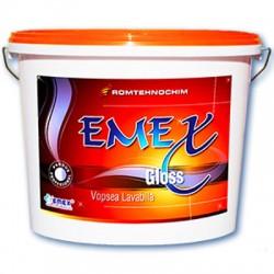 Vopsea lavabila lucioasa Emex Gloss - Vopsea lavabila lucioasa Emex Gloss