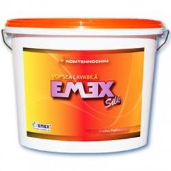 Vopsea lavabila satinata EMEX SILK - Vopsea lavabila satinata EMEX SILK