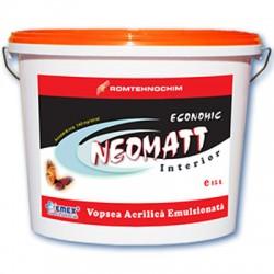 Vopsea acrilica NEOMATT - Vopsea acrilica NEOMATT