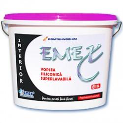 Vopsea superlavabila siliconica EMEX - Vopsea superlavabila siliconica EMEX