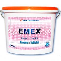 Vopsea lavabila premium EMEX OPTIPLUS - Vopsea lavabila premium EMEX OPTIPLUS